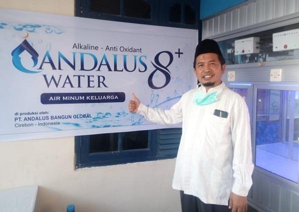 Depot Air Isi Ulang Andalus Water 8+ Resmi Dilaunching, Ini Kelebihannya
